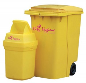 nappy disposal bins